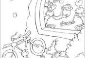 Fun Coloring Pages: Horton Dr Seuss Coloring Pages