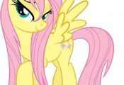 Image FANMADE Fluttershy wet mane.png My Little Pony  FANMADE, FLUTTERSHY, image...