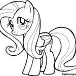 Image result for My little pony fluttershy free downloadable colouring pages
