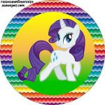 Imprimibles de My Little Pony 3.  de, Imprimibles, Pony #cartoon #coloring #page...