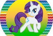 Imprimibles de My Little Pony 3.  de, Imprimibles, Pony #cartoon #coloring #page...
