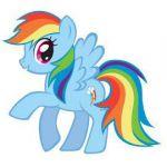 Le creazioni di Sarlilla: My Little Pony: Rainbowdash  creazioni, di, Le, Pony, ...