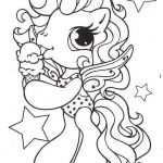 Little Pony Eat Ice Cream Coloring Pages – My Little Pony car …  car, Colori...