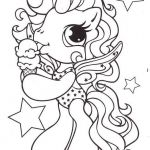 Little Pony Eat Ice Cream Coloring Pages – My Little Pony car coloring pages  ...