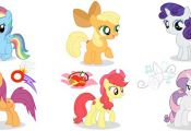 MLP Sister Switched – My Little Pony Friendship is Magic Photo …  Friendship...