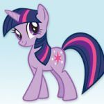 MY LITTLE PONY Twilight Sparkle Coloring Book and activity sheets  Activity, Boo...