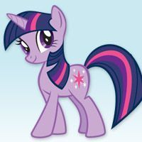 MY-LITTLE-PONY-Twilight-Sparkle-Coloring-Book-and-activity-sheets-Activity-Boo MY LITTLE PONY Twilight Sparkle Coloring Book and activity sheets  Activity, Boo... Cartoon