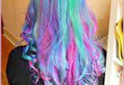 Magical Unicorn My Little Pony Hair! ¦ the Corner of Craft: 4 Steps ... | Hair ...