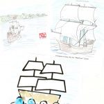 Mayflower Coloring Pages