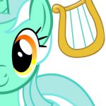My Little Pony – Lyra Heartstrings  Heartstrings, Lyra, Pony #cartoon #colorin...