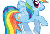 My Little Pony Balloon - Rainbow Dash