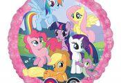 My Little Pony Birthday Mylar Balloon  balloon, Birthday, Mylar, Pony #cartoon #...