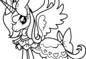 My Little Pony Coloring Pages Bestofcoloring color print  Bestofcoloring, color,...