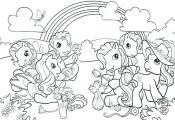 My Little Pony Coloring Pages Games Coloring Pages Printable