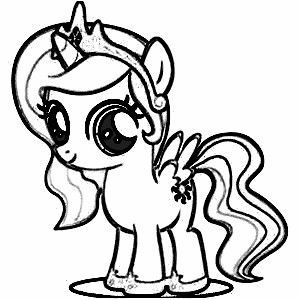 My-Little-Pony-Coloring-Pages-Koloringpages-Coloring-Koloringpages-Pages-Pon My Little Pony Coloring Pages Koloringpages  Coloring, Koloringpages, Pages, Pon... Cartoon