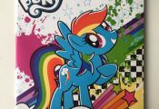 My Little Pony Colouring Book (48 PAGES TO COLOURING BOOK)