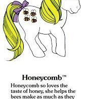 My Little Pony Fact File: Honeycomb fact, file, Honeycomb, Pony #cartoon #colori...