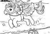 My Little Pony Friendship is Magic – Coloring Pages  Coloring, Friendship, Mag...