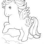 My Little Pony G1 Coloring Pages – a photo on Flickriver  Coloring, Flickriver...
