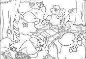 My Little Pony G2 coloring pages