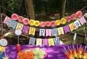 My Little Pony Inspired Birthday Banner by RileyJInspired on Etsy, $40.00  Banne...