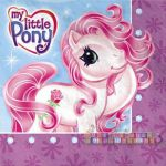 My Little Pony Lunch Napkins (16ct)