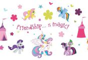My Little Pony My Little Pony Stickers - ST0634