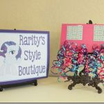 My Little Pony Party Ideas – Pony Style Boutique! Maybe face painting?  Boutiq...