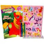 My Little Pony Play Pack w/ Coloring Book & Stickers (1ct)  1ct, Book, Coloring,...