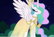 My Little Pony ~ Princess Celestia  Celestia, Pony, Princess #cartoon #coloring ...