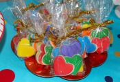My Little Pony Rainbow Dash Birthday Party via Kara's Party Ideas KarasPartyId...