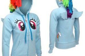 My Little Pony Rainbow Dash Hoodie