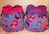 My Little Pony SALE 16% off Boutique Back pack by designsbykeri4u