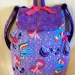 My Little Pony SALE 16% off medium backpack personalize customize choose coordin...