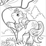 My Little Pony coloring page | Old My Little Pony - My