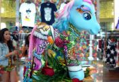 My Little Pony gets a makeover by Beautylish besties, Sugarpill's Kevin Marburg ...