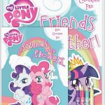 My little Pony Play Pack Colouring Pads Pencils Childrens Activity Set Girls  Ac...