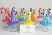 My little pony 💛 🌟Facebook fan Page:  Artesanías karla  #mylittlepony #li...