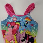 My little pony 4T one piece bathing suit My little pony 4T one piece bathing sui...