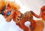 My little pony custom kirin Hikaru by AmbarJulieta.devi… on @deviantART  Ambar...