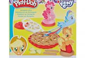 Play-Doh My Little Pony Ponyville Pies Set with 5 Play-Doh Colors  Colors, Pies,...