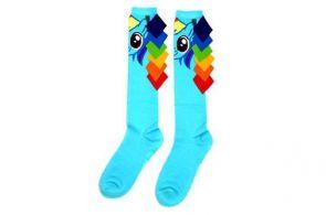 Rainbow Dash – My Little Pony Knee Socks Dash, Knee, Pony, Rainbow, Socks #car...
