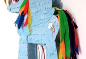 Rainbow Dash pinata My Little Pony by PinjateNoviSad on Etsy