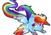 Rainbow dash rainbow power my little pony mlp  Dash, MLP, Pony, Power, Rainbow #...
