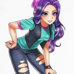 Starlight Glimmer EG by RacoonKun | My Little Pony: Equestria Girls | Know Your ...