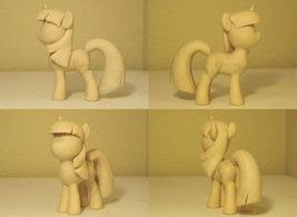 Twilight Sparkle My Little Pony FiM Sculpture WIP by Blackout-Comix  BlackoutCom...