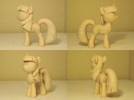 Twilight Sparkle My Little Pony FiM Sculpture WIP by Blackout-Comix  BlackoutCom… Wallpaper