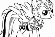coloriage my little pony  Coloriage, Pony #cartoon #coloring #pages
