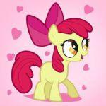 how to draw apple bloom, apple bloom, my little pony Apple, Bloom, draw, Pony #c...