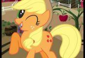 how to draw applejack, my little pony  Applejack, draw, Pony #cartoon #coloring ...
